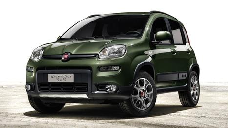 It's the new Fiat Panda 4x4! - BBC Top Gear   The Matteo Rossini Post   Scoop.it