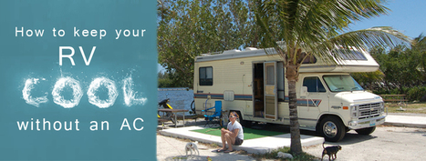 HOW TO KEEP RV COOL WITHOUT AN AC   RV   Scoop.it