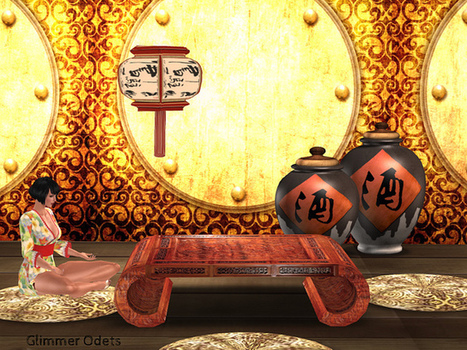 Asian Wonders - Second life | Second Life - Ethnicity | Scoop.it