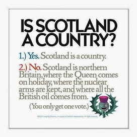 The Scottish Citizen: Is Scotland a Country? Can you be Scottish? | SCOTLAND CULTURE | Scoop.it