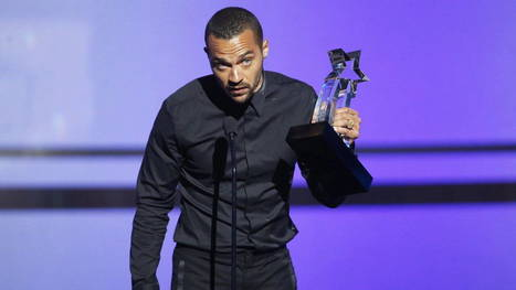 "Jesse Williams' Powerful BET Awards Speech: ""We're Done Watching Whiteness Use and Abuse Us"" 
