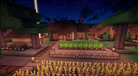 PixeledMe | PunkCraft Minecraft Server | hd recource packs for 1.7.9 | Scoop.it