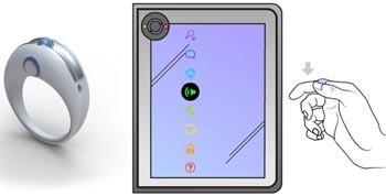 Concept : transformez votre doigt en baguette magique | ACTU DES EBOOKS | Scoop.it