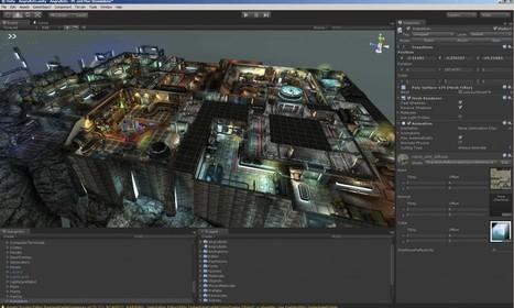 Unity3D te permite ser desarrollador de videojuegos   tecno4   Scoop.it