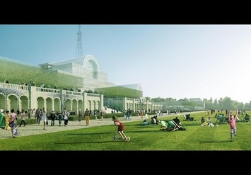 Delays hit high-profile competition to resurrect Crystal Palace | Architectural News | Scoop.it