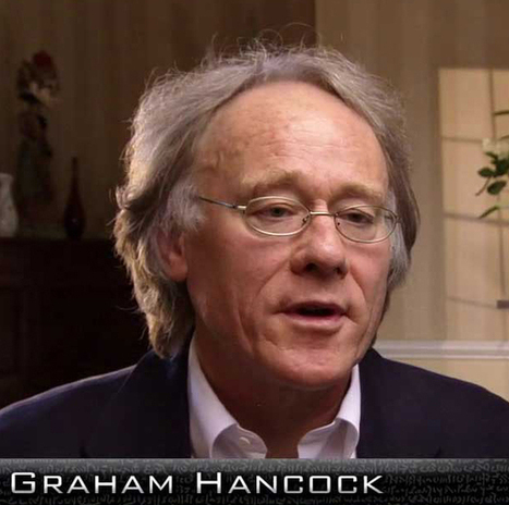 Graham Hancock on The Joe Rogan Experience - Again | promienie | Scoop.it