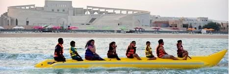 Fun Activities To Do At Katara Beach - Be Sporty   Katara Cultural Village   Scoop.it