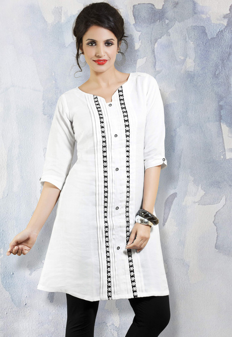 Kurtis Online Shopping at Desibutik.com | Salwar Kameez: Sonali Bendre Collection | Scoop.it