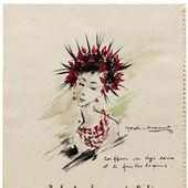 Plongée dans les archives d'Yves Saint Laurent | Archives - actualités et mode d'emploi ! | Scoop.it