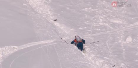 FWT - Explication sur l'avalanche qui a emporté Julien Lopez à Kappl en Autriche | Montagne TV | Scoop.it