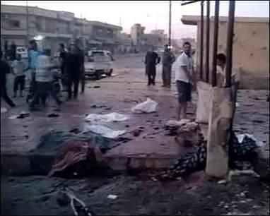IS suicide bombing in Syrian Kurdistan's Hasaka kills at least 16 | The Pulp Ark Gazette | Scoop.it