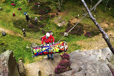 grough — Seriously injured climber rescued from ledge after Millstone Edge fall | Rock Climbing & Mountaineering | Scoop.it
