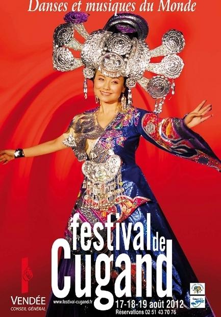 Festival danses et musiques du monde à Cugand (85) | Revue de Web par ClC | Scoop.it