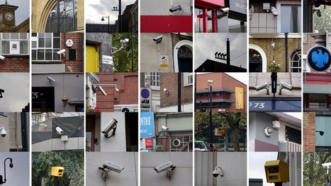 Artist attempts to photograph all the CCTV cameras in central London   Film & Filmmaking   Scoop.it