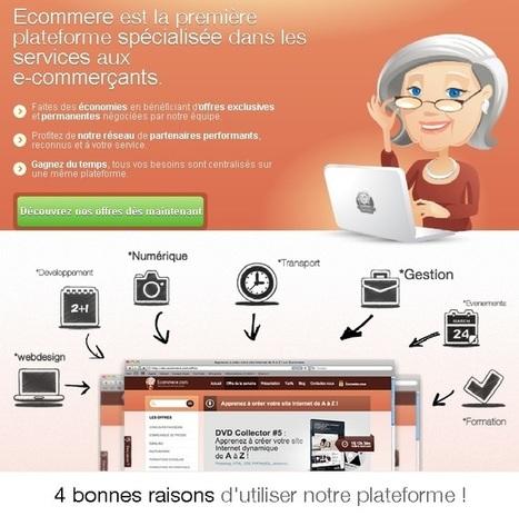 L'offre E-Commerce pour les E-Commercants | WebZine E-Commerce &  E-Marketing - Alexandre Kuhn | Scoop.it