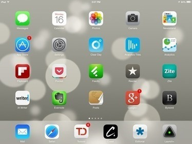 Seeing More iOS 7 iPad App Updates Today | Technology & Education | Scoop.it