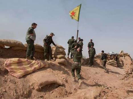 The Kurdish forces providing a lesson in how to defeat Isis | CLOVER ENTERPRISES ''THE ENTERTAINMENT OF CHOICE'' | Scoop.it