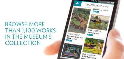 Le musée Guggenheim de New York lance son application mobile d'aide à la visite | Nouvelles technologies actu | Scoop.it