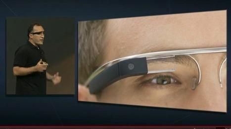 Tout savoir sur les lunettes Google Glass | tANkRed | Scoop.it
