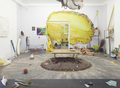 Emmanuelle Lainé | Art for Company | Scoop.it