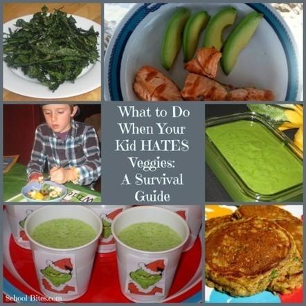 What to Do When Your Kid HATES Veggies: A Survival Guide   Parent Autrement à Tahiti   Scoop.it