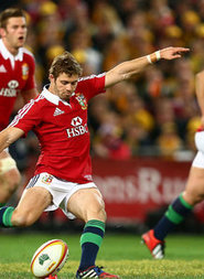 Planet Rugby | Rugby Union News | Halfpenny donates prize money | MSuttonEggChasing | Scoop.it