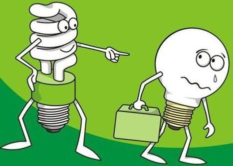 Acerca de 'baja energía' y lámparas fluorescentes compactas | tecno4 | Scoop.it