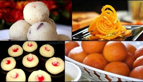 Diwali Mithais – Your Sweet Tooth Guide This Festive Season | Things to do in India | Scoop.it