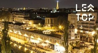 Le Point Ephémère ouvre son rooftop pour l'été | Paris pratique, Paris futé, Paris festif... | Scoop.it