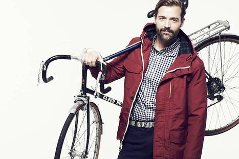 From bike to boardroom: how to dress for your morning commute | Bicycle Safety and Accident Claims in CA | Scoop.it