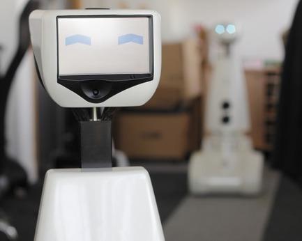 Présentation | Gostai, la robotique pour tous ? | le monde de la e-santé | Scoop.it
