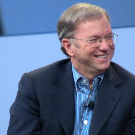 Google Gives Eric Schmidt a $6 Million Cash Bonus | Information Technology Service | Scoop.it