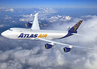 Atlas Air doesn't want three early Boeing 747-8 Freighters | Boeing Commercial Airplanes | Scoop.it