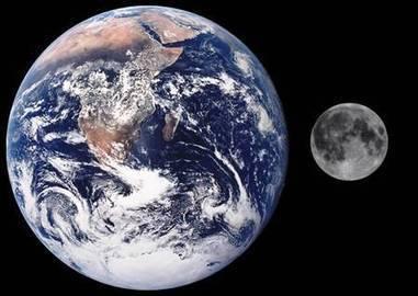 La Terre aurait une seconde lune temporaire   Beyond the cave wall   Scoop.it