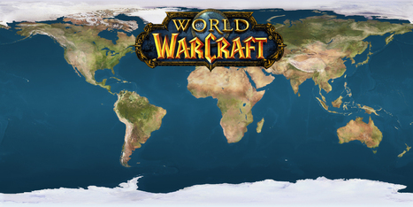 World of Warcraft Expansion 'Journey to Earth' Announced - Guardian Liberty Voice | GotWarcraft and The World of Warcraft | Scoop.it