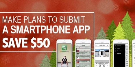 Make Plans to Submit a Smartphone App for Your Podcast in January Save $50 | Libsyn Blog | Podcasts | Scoop.it