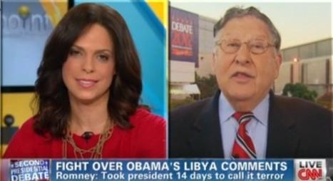 Soledad O'Brien and John Sununu Clash Over Romney Libya Debate Remarks   Video   Littlebytesnews Current Events   Scoop.it