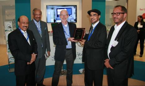 NAQUA accepts commitment to excellence award | National Aquaculture Group (NAQUA) | Scoop.it