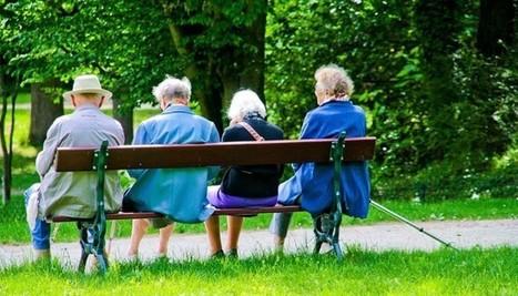La nature aide à bien vieillir ? Immunité, moral... Parcs et étangs nous font du bien | Aidants familiaux | Scoop.it