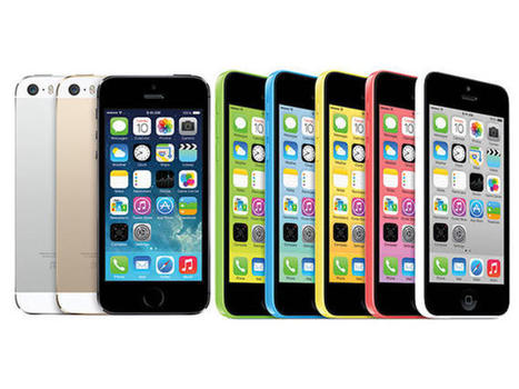 T-Mobile drops iPhone 5S by $48, iPhone 5C by $50 | Mobile Marketing | Scoop.it