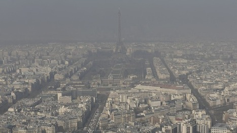 City of Lights dimmed: Paris bans 50% traffic due to heavy smog | Food Security, Permaculture, & Environment | Scoop.it