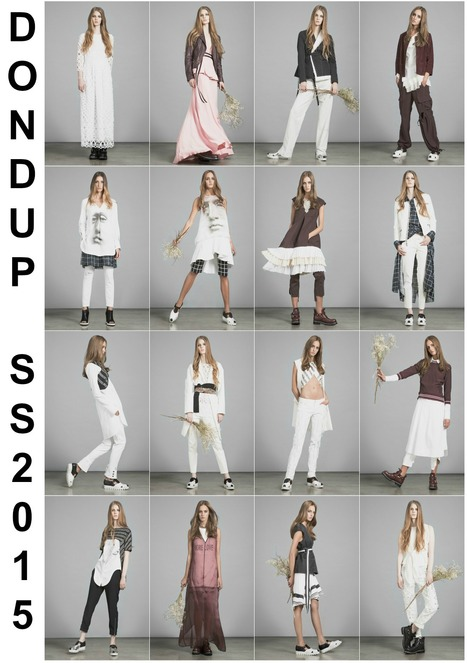 Dondup Spring Summer 2015 | Le Marche & Fashion | Scoop.it