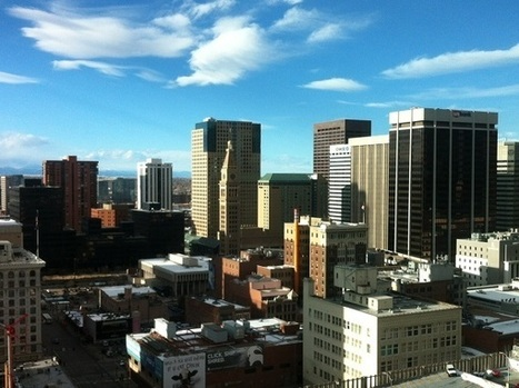 Denver Growing Smart with Spatial Technology | Esri Insider | Site Marker Weekly | Scoop.it