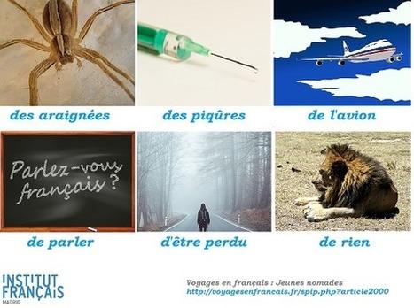 Conseil numéro 7 : Savoir apprivoiser la peur ! - Conseils aux jeunes voyageurs - Voyages en Français | En français, au jour le jour | Scoop.it