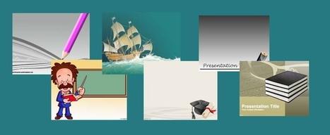 Recursos para el maestro: Plantillas de Powerpoint para educación   recursos para primaria e infantil   Scoop.it