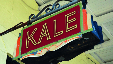 """What """"kalegate"""" taught us about New Orleans and food 