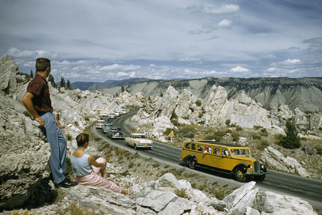 How Good Old American Marketing Saved the National Parks | Motorhome Madness | Scoop.it