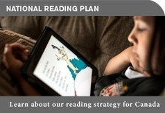 National Reading Campaign Canada - Creating a National Reading Strategy | The Literacy Network | Scoop.it