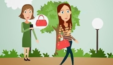 Prémisses du wearable commerce avec l'épinglage des vêtements portés dans la rue | dseeder | Hyperlieu, le lieu comme interface à l'écosystème ambiant | Scoop.it