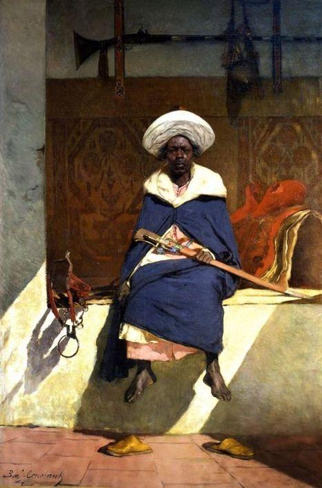 Benjamin-Constant L'Orient tapi dans l'ombre - Libération | Benjamin-Constant (1845-1902) | Scoop.it